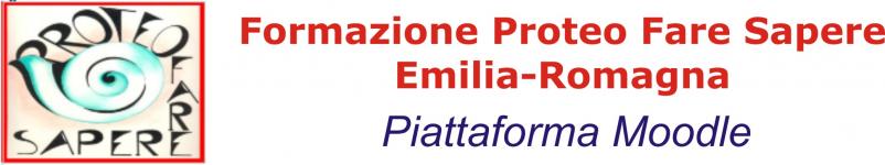 Logo of Formazione Proteo Fare Sapere Emilia-Romagna